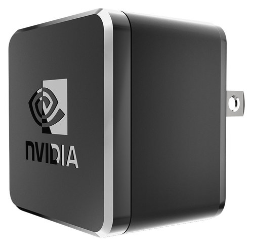 Nvidia - World Charger - Black