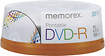 Memorex - DVD Recordable Media - DVD-R - 16x - 4.70 GB - 20 Pack Spindle
