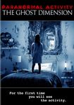 Paranormal Activity: The Ghost Dimension (dvd) 4706700