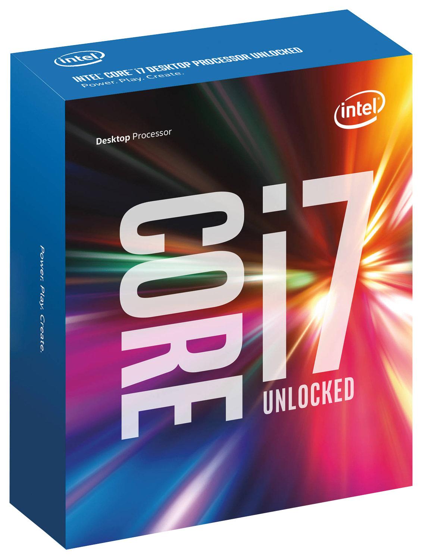 Intel® - Core™ i7-6700K 4.0GHz Processor - Silver