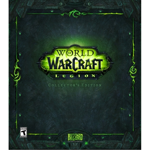 World of Warcraft: Legion Collector's Edition - Windows