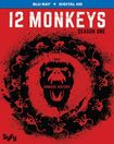 12 Monkeys: Season One [includes Digital Copy] [ultraviolet] [blu-ray] [3 Discs] 4715128