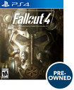 Fallout 4 - Pre-owned - Playstation 4