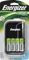 Energizer - 15-Minute AA and AAA Battery Charger