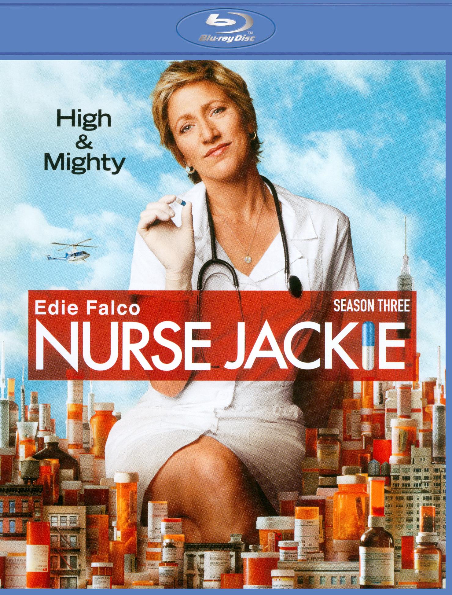 Nurse Jackie: Season Three [2 Discs] [blu-ray] 4724801