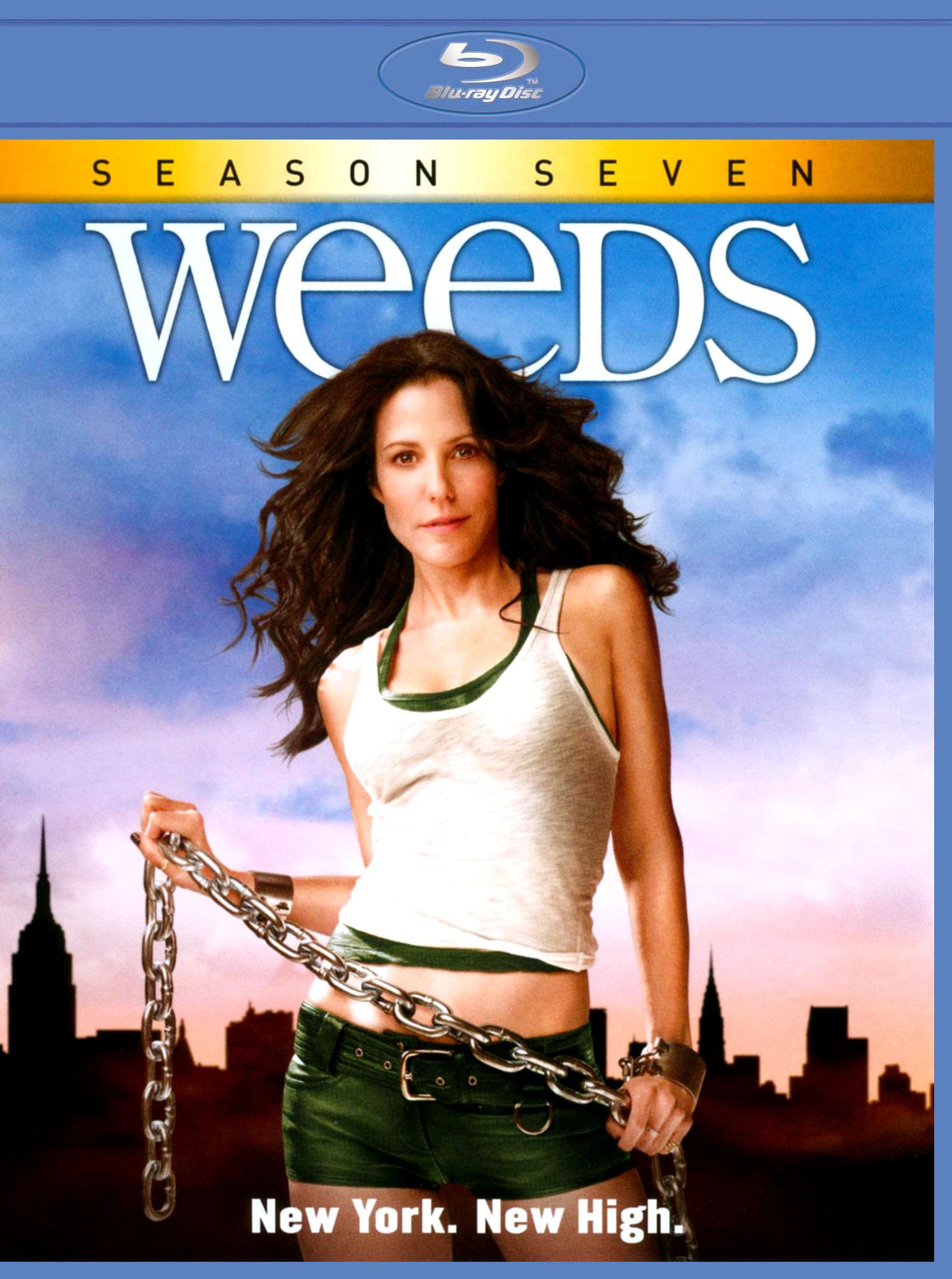 Weeds: Season Seven [2 Discs] [blu-ray] 4724847