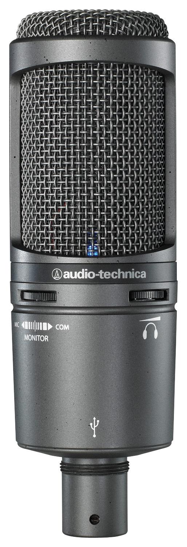 Audio-technica - At2020usb Plus Usb Cardioid Condenser Micro