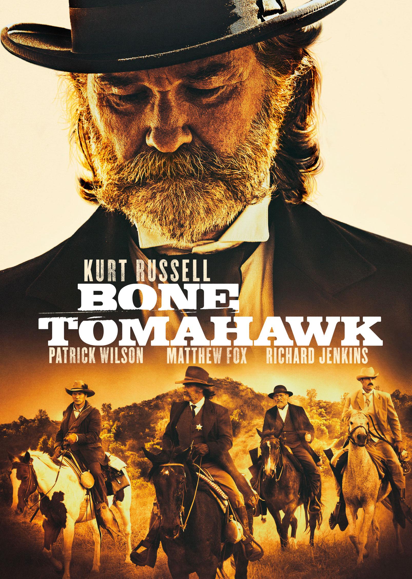 Bone Tomahawk (dvd) 4725804