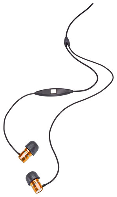 Ultrasone PYCO In-Ear Headphones Ultra Orange ULR PYCO OR