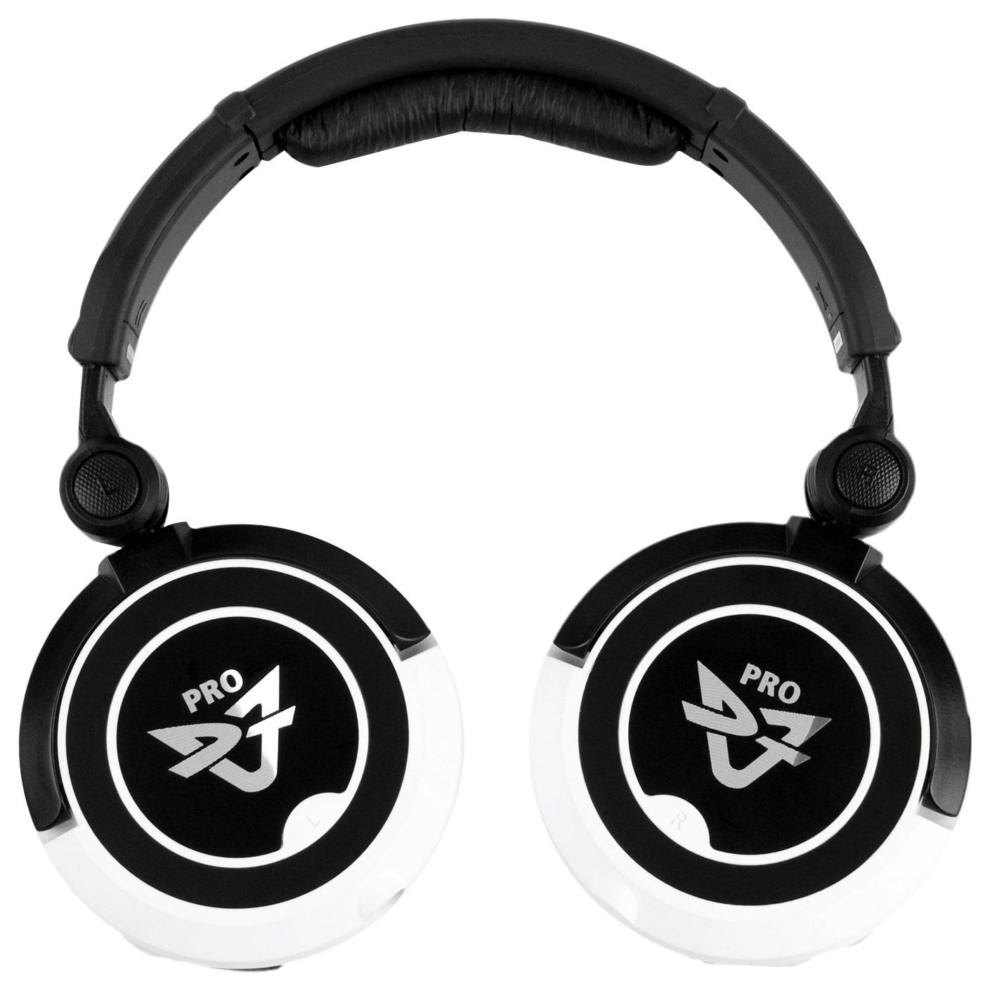 Ultrasone DJ1 PRO Over-the-Ear Headphones White/Black ULR DJ1 PRO