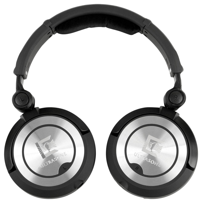 Ultrasone PRO Series PRO 900 Over-the-Ear Headphones Black/Silver ULR PRO900