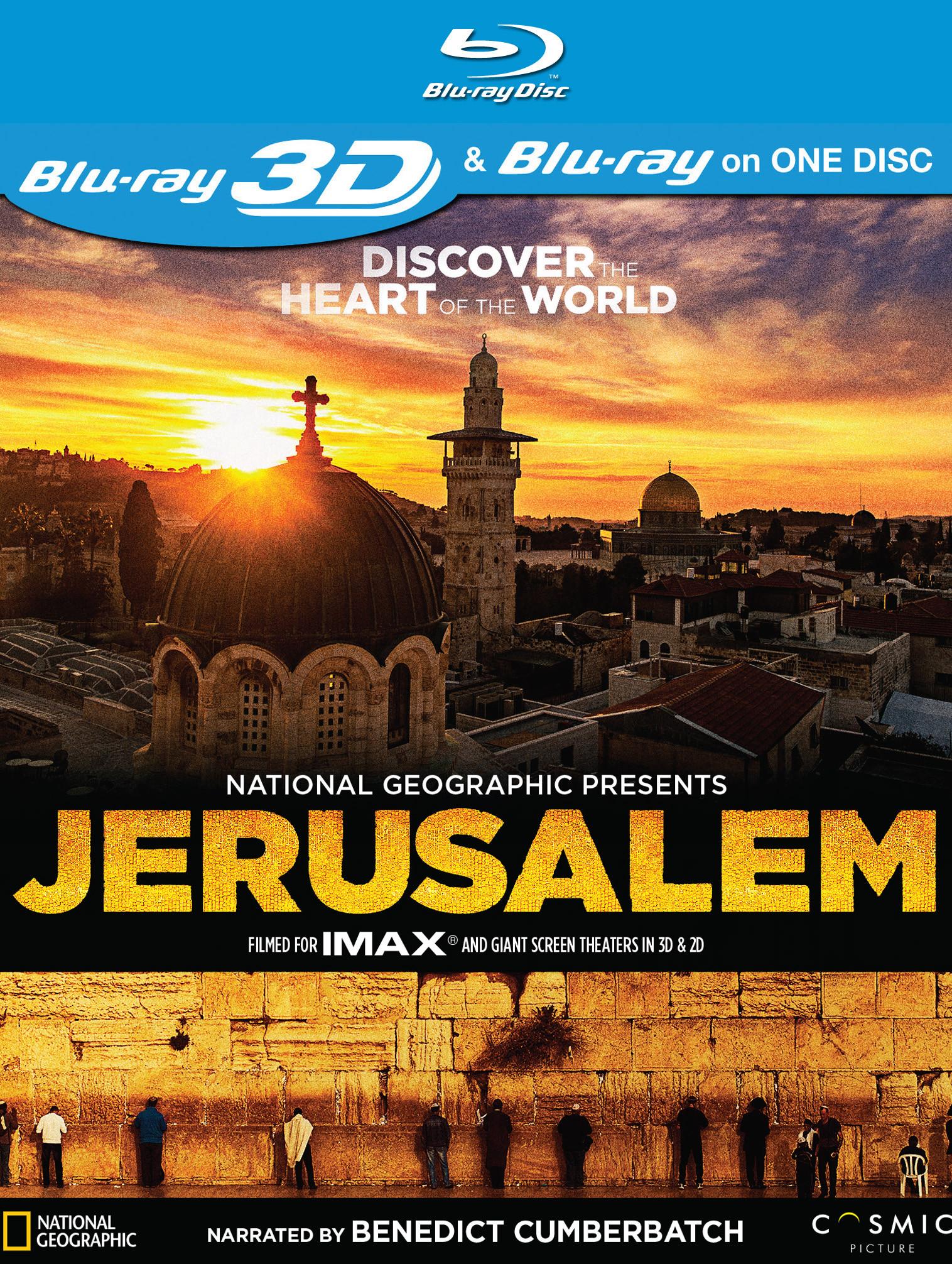 Jerusalem [3d] [blu-ray] 4728801