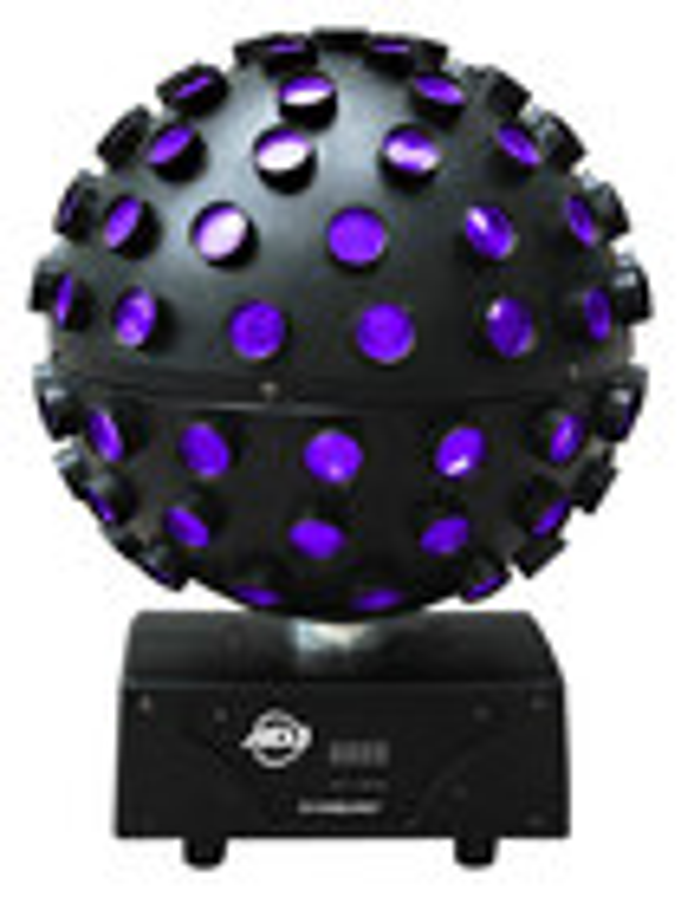 Adj - Startec Series 75w Led Starburst Light - Black 4729629