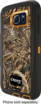 OtterBox - Defender Series Case for Samsung Galaxy S6 Cell Phones - Blaze Orange