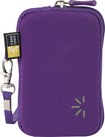 Case Logic - Point-and-Shoot Digital Camera Case - Purple
