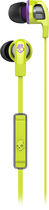 Skullcandy - Smokin' Buds 2 Earbud Headphones - Lime/Purple