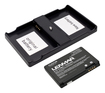 Lenmar - Lithium-Ion Battery for BlackBerry Torch 8900 and 8910 Mobile Phones - Black