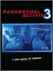 Paranormal Activity 3 (Ultraviolet Digital Copy) (DVD) (Enhanced Widescreen for 16x9 TV) (Eng/Fre/Spa) 2011