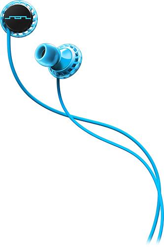 SOL REPUBLIC - RELAYS Earbud Headphones - Horizon Blue