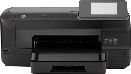 HP - Officejet Pro 8100 Wireless ePrinter - Black