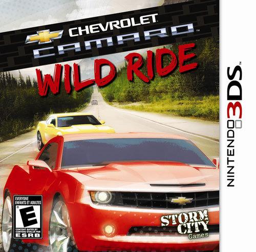 Chevrolet Camaro: Wild Ride - Nintendo 3DS