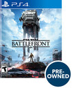 Star Wars Battlefront - Pre-owned - Playstation 4
