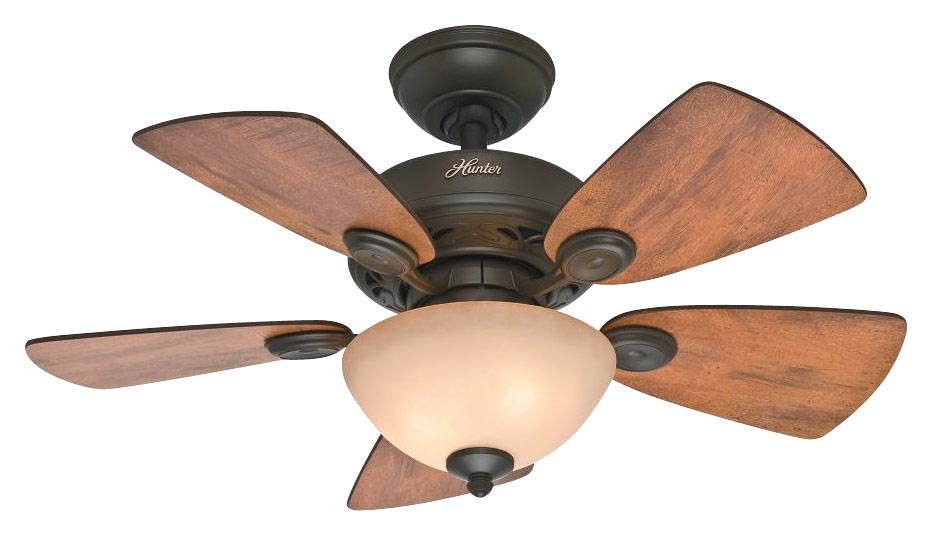 Hunter - Watson 34 Ceiling Fan - New Bronze