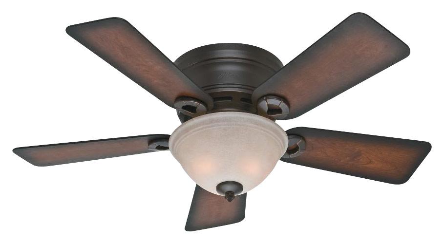 Hunter - Conroy 42 Ceiling Fan - Onyx Bengal