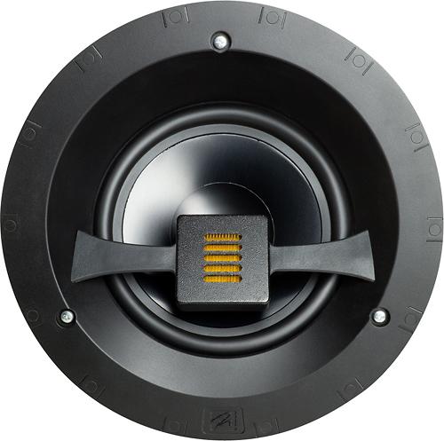 "MartinLogan - ElectroMotion R 8"" In-Ceiling Speaker (Each) - Paintable White"