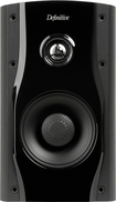"Definitive Technology - StudioMonitor 45 5-1/4"" 2-Way Bookshelf Speaker (Each) - Black"
