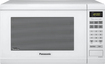 Panasonic - 1.2 Cu. Ft. Mid-Size Microwave - White