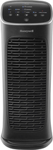 Honeywell - Compact Airgenius 4 Tower Air Purifier - Black 4756600