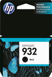 HP - 932 Ink Cartridge - Black