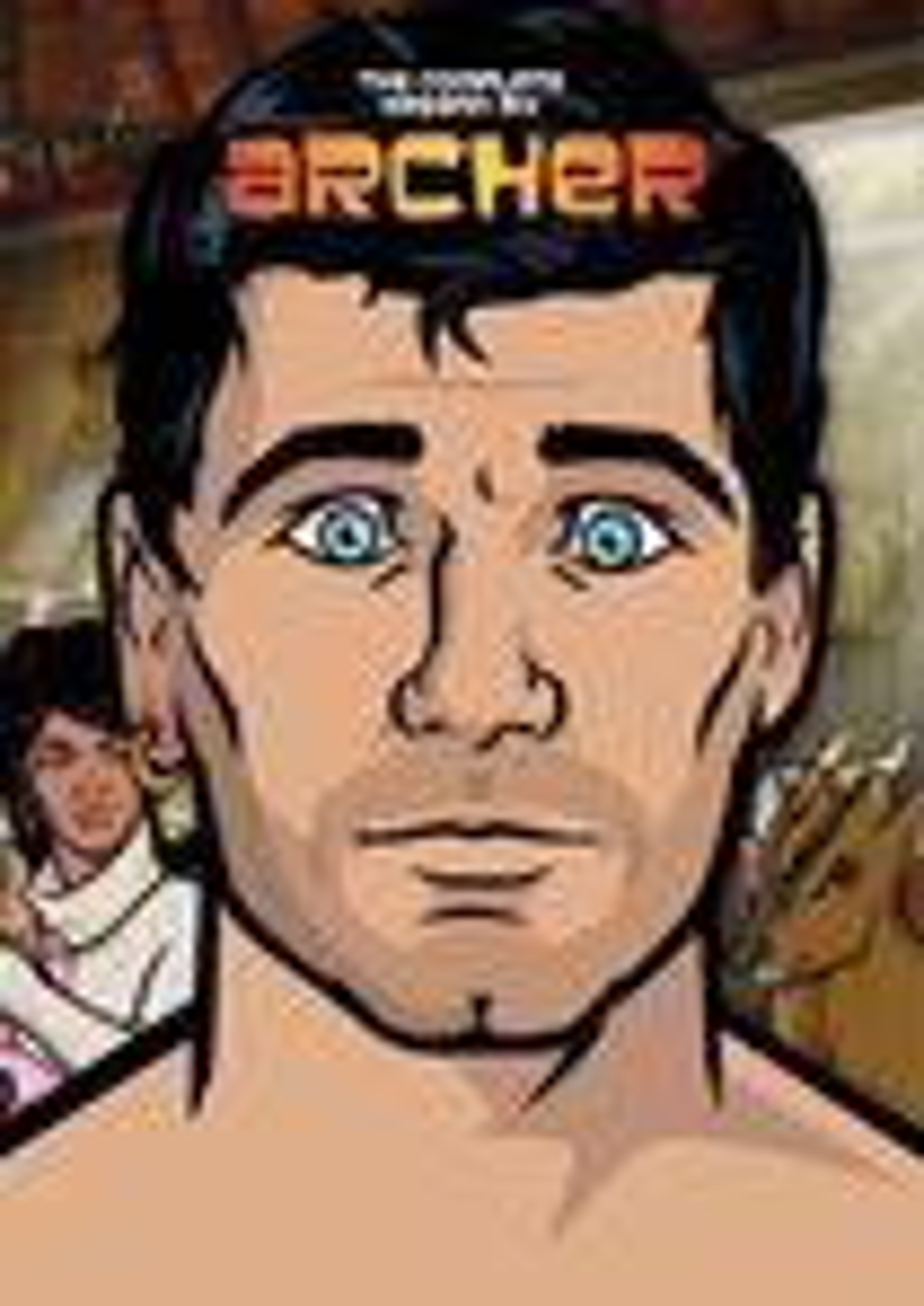 Archer: Season 6 [2 Discs] (dvd) 4757501