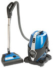 Sirena - Bagless Canister Vacuum - Blue 4759007