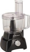 Hamilton Beach - 8-Cup Food Processor - Black