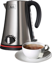 Melitta - 1.7L Kettle - Stainless-Steel