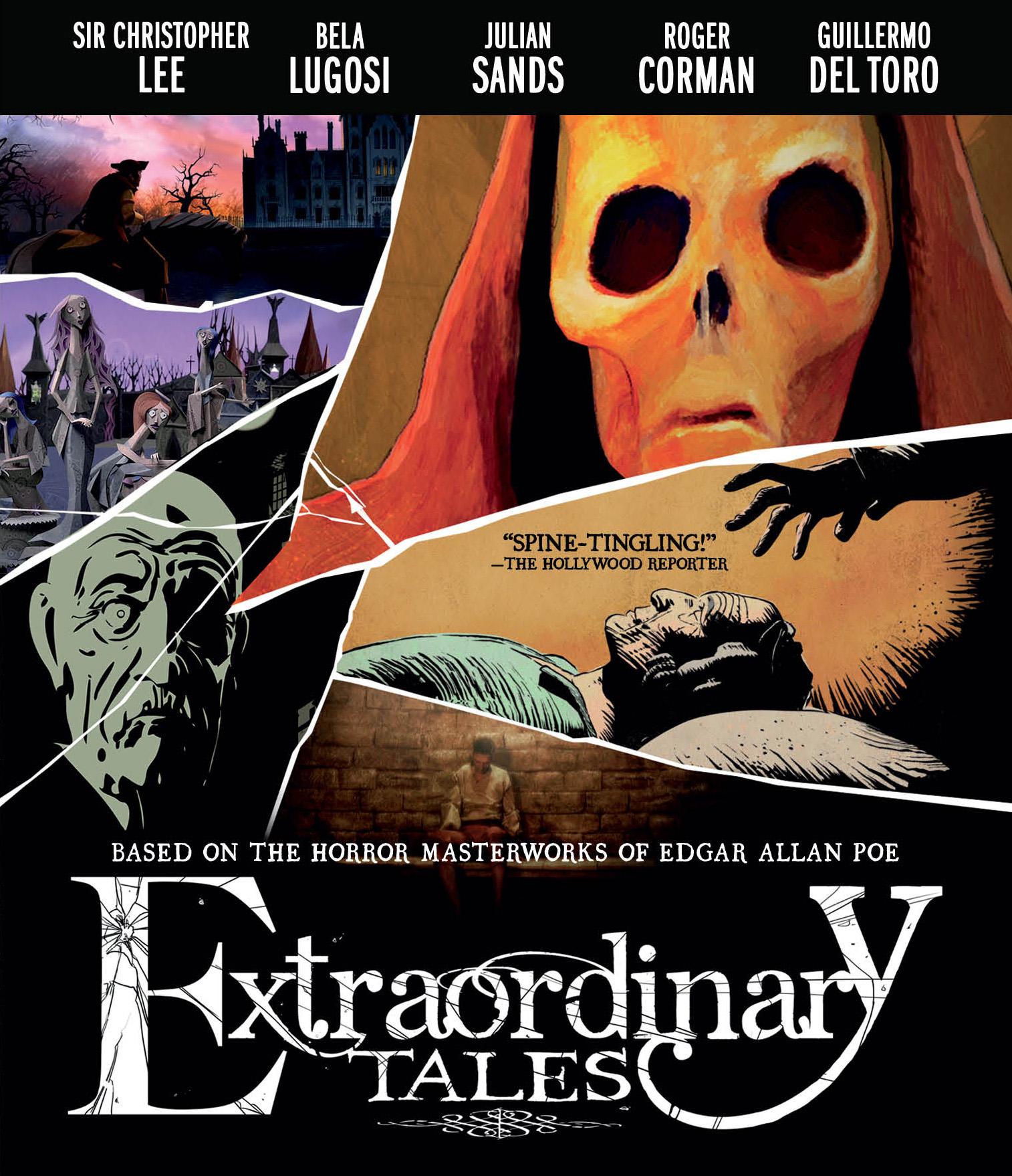 Extraordinary Tales [blu-ray] [2 Discs] 4759818