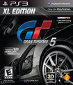 Gran Turismo 5: The Real Driving Simulator XL Edition - PlayStation 3|PlayStation 4