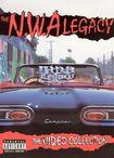 The N.w.a. Legacy Videos (dvd) 4760725