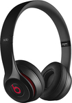 Beats By Dr. Dre - Geek Squad Certified Refurbished Solo 2 Headphones - Black