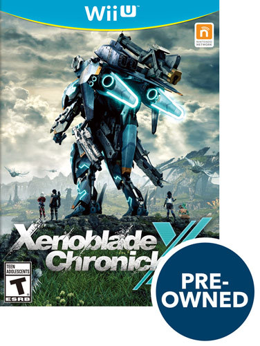 Xenoblade Chronicles X - PRE-Owned - Nintendo Wii U