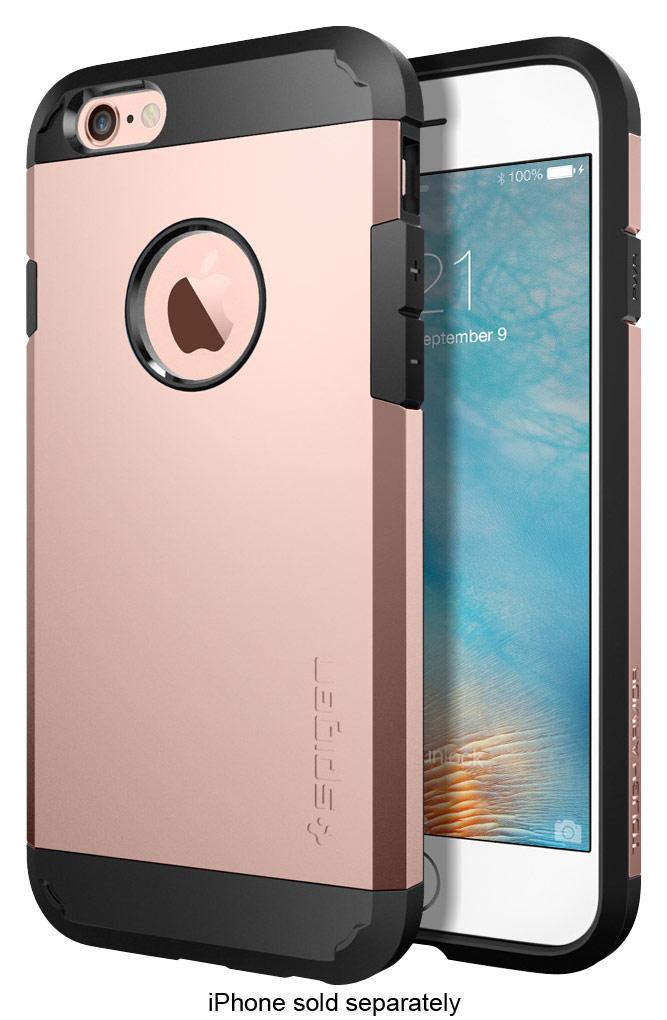 Spigen - Tough Armor Case For Apple® Iphone® 6 And 6