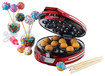 Nostalgia Electrics - Retro Series '50s-style Cake Pop And Donut Hole Maker - Red 4768107