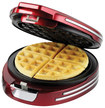Nostalgia Electrics - Retro Series '50s-style Waffle Maker - Red