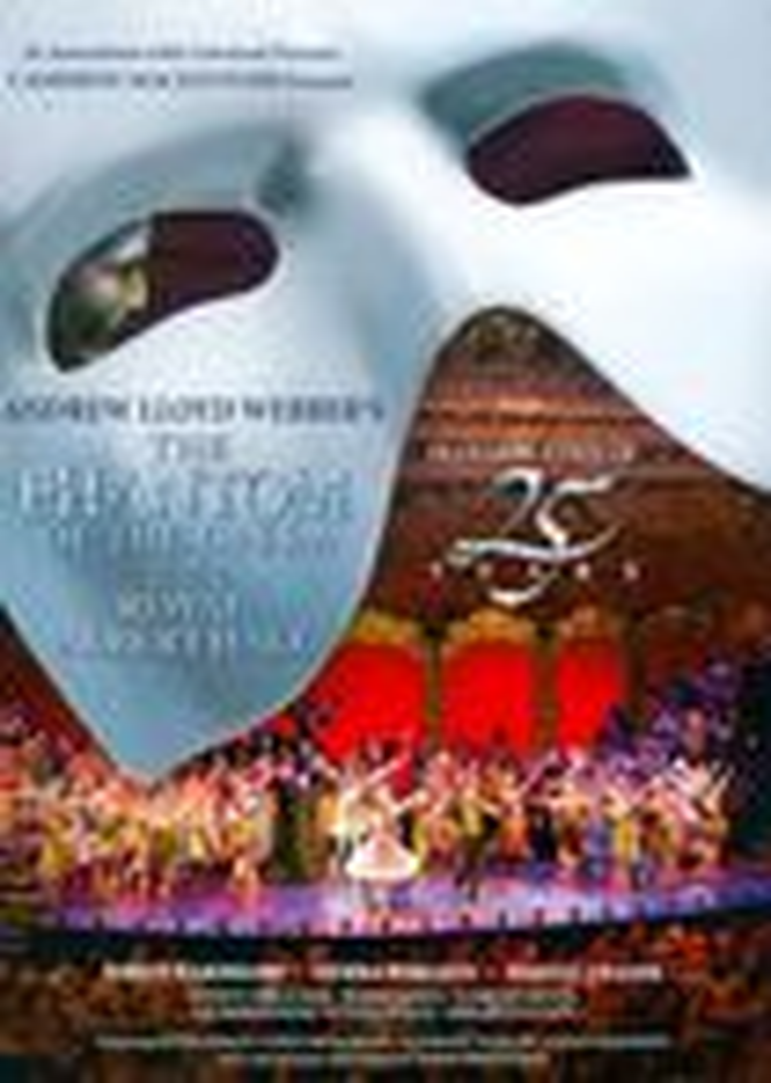 Phantom Of The Opera At The Royal Albert Hall (dvd) 4769621