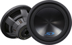 "Alpine - 12"" Dual-Voice-Coil 4-Ohm Subwoofer - Black"