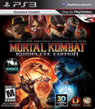 WARNER HOME VIDEO - GAMES 1000276116 MORTAL KOMBAT KOMPLETE EDITION -PS3
