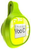 YOO Fitness - YOOC Bluetooth Fitness Tracker - Green
