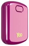 YOO Fitness - YOO2 Bluetooth Fitness Tracker - Raspberry